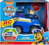 Фигурка коллекционная Spinmaster Щенячий патруль: полицейский автомобиль Гонщика на дистанционном управлении SM76200/8659