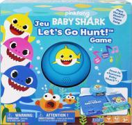 Игра настольная Spinmaster «Baby Shark» с фишками SM98234/6054959 SM98234/6054959