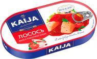 Лосось Kaija Філе в томатному кремі 170 г