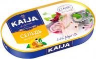 Оселедець Kaija філе в олії 170 г