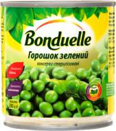Горошок Bonduelle зелений консервований 200 г 3083680538404