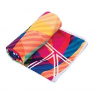 Полотенце пляжное Spokey Malaga 80 х 160 см Разноцветный (s0544)