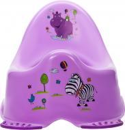 Горщик Prima Baby Hippo лиловий 8648.509 KK