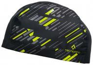 Шапочка для плавания TECNOPRO Cap PU Flex 289417-903050 one size разноцветный