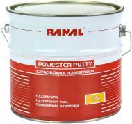 Шпатлівка  поліефірна RANAL UNI 5.7кг