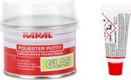 Шпатлівка  поліефірна RANAL GLAS 0.25кг
