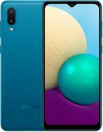 Смартфон Samsung Galaxy A02 2/32GB blue (SM-A022GZBBSEK)
