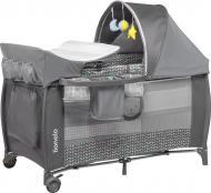 Манеж-ліжко Lionelo Sven Plus grey scandi LO.SV06