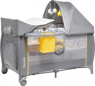 Манеж-кровать Lionelo Sven Plus yellow scandi LO.SV09