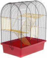 Клітка Лорі Бунгало 3 фарба 33х23х41 см