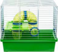 Клітка Лорі Міккі люкс цинк 33,5x23x28,5 см