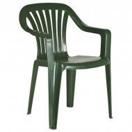 Кресло Papatya Тропик Зеленое