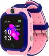 УЦЕНКА! смарт-часы AmiGo GO002 SWIMMING CAMERA WI-FI PINK (681063) (331) (УЦ №33)