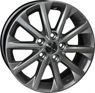 Диск колісний REPLICA Toyota-CT55217,5Jx175114,3H2 ET45 DIA60,1