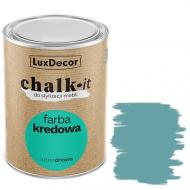 Краска LuxDecor Chalk-it seawaves мат 0,125 л