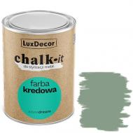 Краска LuxDecor Chalk-it pistachio мат 0,75 л