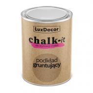 Грунт LuxDecor Chalk-it белый мат 0,75 л