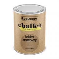 Лак защитный LuxDecor Chalk-it бесцветный глянец 0,75 л