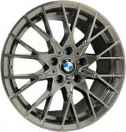 Диск колісний REPLICA BMW-CT15529Jx185120H2 ET40 DIA72,6