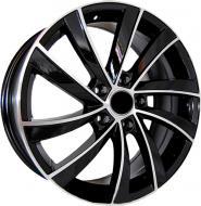 Диск колісний REPLICA VW-CT11066,5Jx165112H2 ET45 DIA57,1