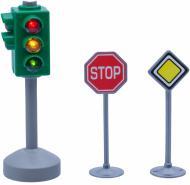 Ігровий набір Simba Світлофор та знаки дорожнього руху 3313047