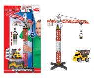 Кран Dickie Toys Строительный 3463337