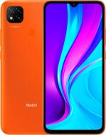 Смартфон Xiaomi Redmi 9C 3/64GB sunrise orange (660927)