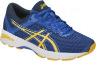 Кроссовки Asics GT-1000 6 GS C740N-4504 р. 5 сине-желто-темно-синий