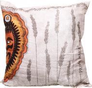 Подушка декоративна Фантастичний звір 43x43 см з малюнком Prima Mariia
