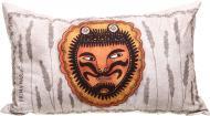 Подушка декоративна Фантастичний звір 30x50 см з малюнком Prima Mariia