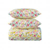 Набор Country Home: 2 подушки 50x70 см + одеяло 200x220 см IDEIA