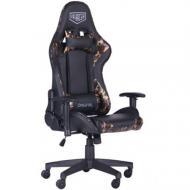 Крісло AMF Art Metal Furniture VR Racer Original Command чорний/камуфляж