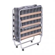 Кровать раскладная AMF Art Metal Furniture Классик с матрасом Килт-1 80x190 см