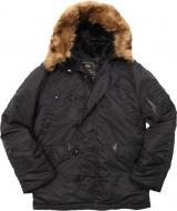 Куртка-парка Alpha Industries Mountain XXXL black