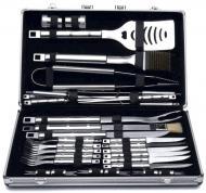 Набір інструментів для гриля BergHOFF Cubo в алюмінієвому кейсі, 33 пр