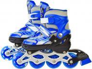 Роликовые коньки Shantou SC190151 блакитний р. 28-31