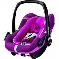 Автокресло Maxi-Cosi Pebble Plus Frequency Pink розовый 8798410110