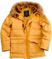 Куртка-парка Alpha Industries Arctic Jacket XL yellow