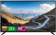 Телевізор Bravis LED-43G5000 + T2 black