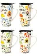 Чашка для чая Owl 520 мл (B621-0958) в ассортименте Limited Edition