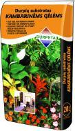 Субстрат торфяной Durpeta для комнатных цветов 20 л