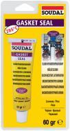 Герметик термостойкий SOUDAL GASKET SEAL до +285 °C красный 60 г