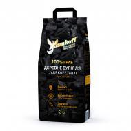 Уголь древесный Jarrkoff Gold 3 кг