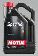 Моторне мастило Motul Specific 0720 5W-30 5л