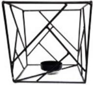 Подсвечник Куб 2 12х12х12