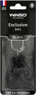 Ароматизатор підвісний WINSO Air Bag Exclusive Black