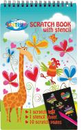 Блокнот-гравюра Giraffe 86855 Centrum
