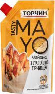 Майонез Торчин З лагідною гірчицею Tasty Mayo