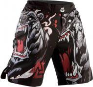 Шорти Peresvit Battle Bear MMA Fight Shorts 501216-846 р. L чорний