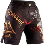Шорти Peresvit Odin Blessing MMA Fight Shorts 501216-110 р. XS чорний